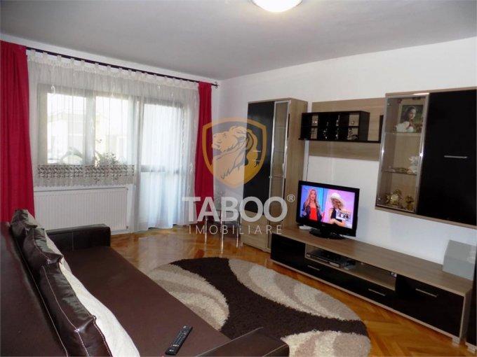 Apartament inchiriere Strand cu 3 camere, la Parter / 4, 2 grupuri sanitare, cu suprafata de 70 mp. Sibiu, zona Strand.
