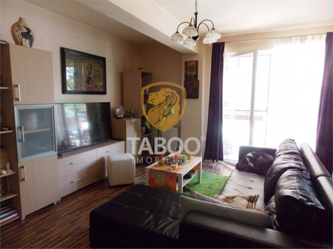 Apartament vanzare Turnisor cu 3 camere, la Parter / 4, 2 grupuri sanitare, cu suprafata de 78 mp. Sibiu, zona Turnisor.