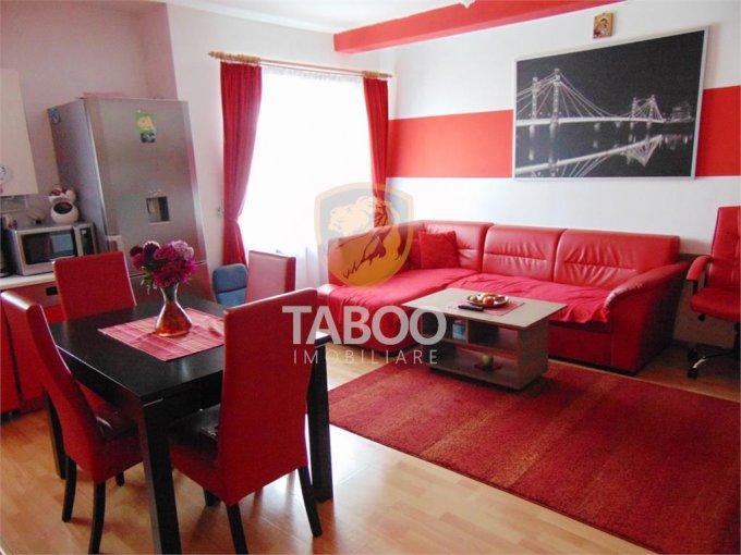 vanzare Apartament Sibiu cu 3 camere, cu 1 grup sanitar, suprafata utila 61 mp. Pret: 38.000 euro.