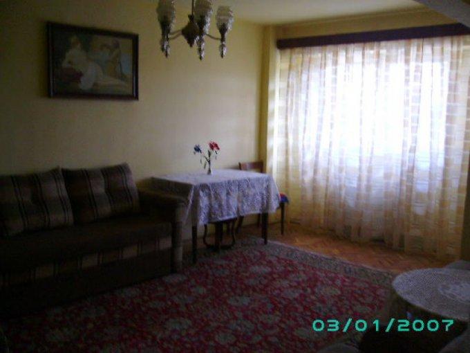 inchiriere apartament decomandata, zona Valea Aurie, orasul Sibiu, suprafata utila 70 mp