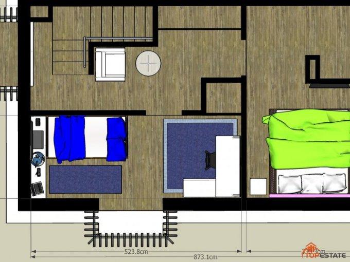 Apartament cu 3 camere de vanzare, confort 1, zona Sud,  Sibiu