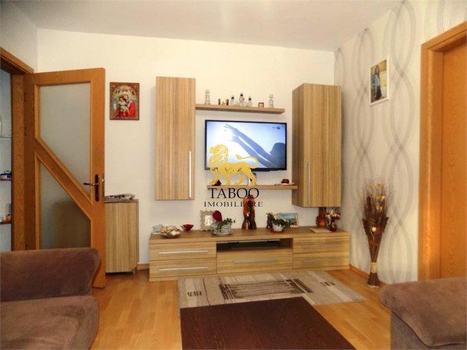 Apartament de vanzare direct de la agentie imobiliara, in Sibiu, cu 49.900 euro. 1 grup sanitar, suprafata utila 45 mp.