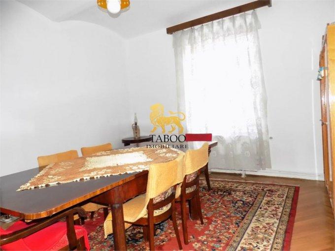 inchiriere Apartament Sibiu cu 3 camere, cu 1 grup sanitar, suprafata utila 75 mp. Pret: 300 euro.