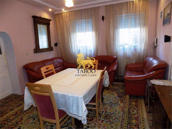 Apartament de vanzare in Sibiu cu 3 camere, cu 1 grup sanitar, suprafata utila 64 mp. Pret: 57.000 euro.