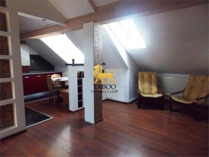 Apartament de vanzare in Sibiu cu 3 camere, cu 1 grup sanitar, suprafata utila 75 mp. Pret: 54.900 euro.