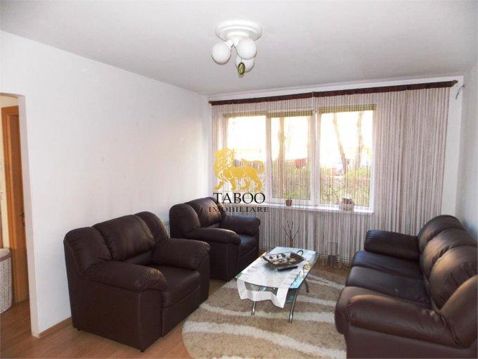 Apartament vanzare Sibiu 3 camere, suprafata utila 60 mp, 1 grup sanitar. 56.000 euro. La Parter / 4. Apartament Terezian Sibiu
