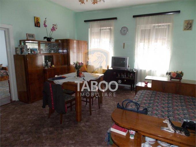 Apartament vanzare Sibiu 3 camere, suprafata utila 88 mp, 1 grup sanitar. 70.000 euro. La Parter. Apartament Terezian Sibiu