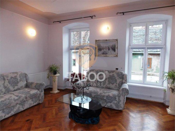 Apartament de vanzare in Sibiu cu 3 camere, cu 1 grup sanitar, suprafata utila 94 mp. Pret: 129.000 euro.