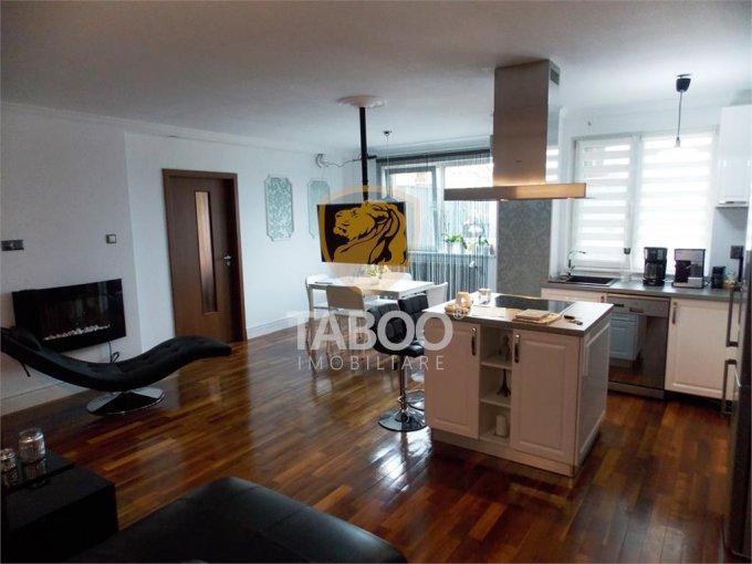 Apartament de vanzare in Sibiu cu 3 camere, cu 1 grup sanitar, suprafata utila 73 mp. Pret: 89.000 euro.
