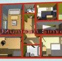 agentie imobiliara vand apartament decomandata, in zona Gusterita, orasul Sibiu