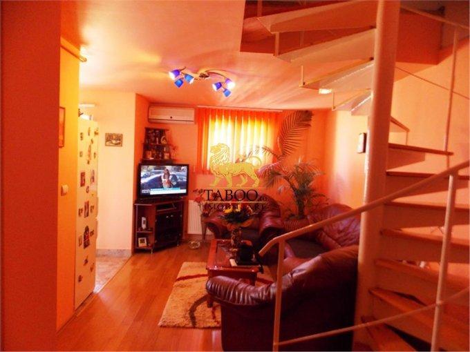 Apartament cu 4 camere de vanzare, confort 1, zona Valea Aurie,  Sibiu
