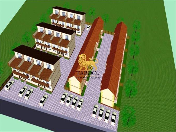vanzare apartament decomandat, comuna Sura Mare, suprafata utila 1185 mp