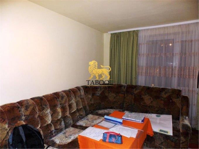 vanzare apartament semidecomandat, orasul Sibiu, suprafata utila 92 mp
