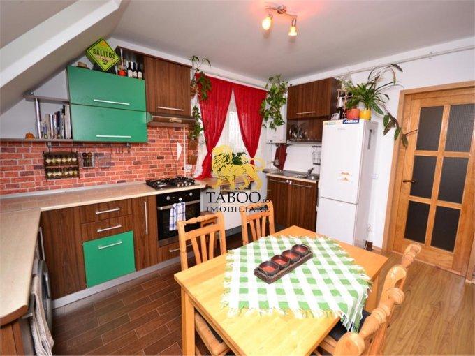vanzare Apartament Selimbar cu 4 camere, cu 1 grup sanitar, suprafata utila 115 mp. Pret: 46.800 euro.