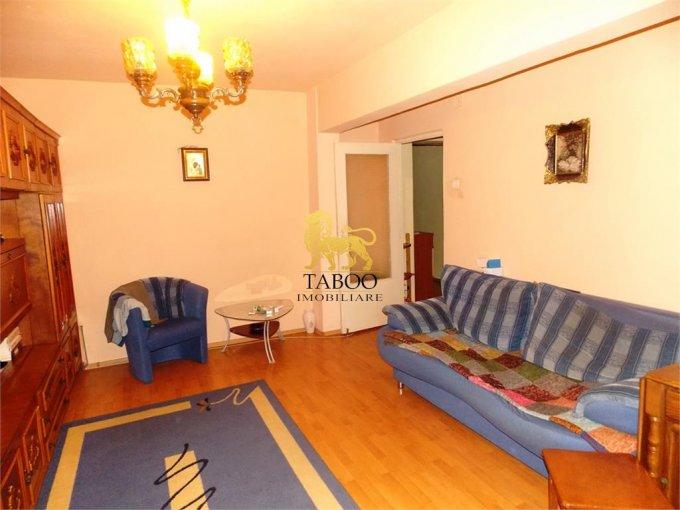 vanzare Apartament Sibiu cu 4 camere, cu 2 grupuri sanitare, suprafata utila 79 mp. Pret: 59.000 euro.