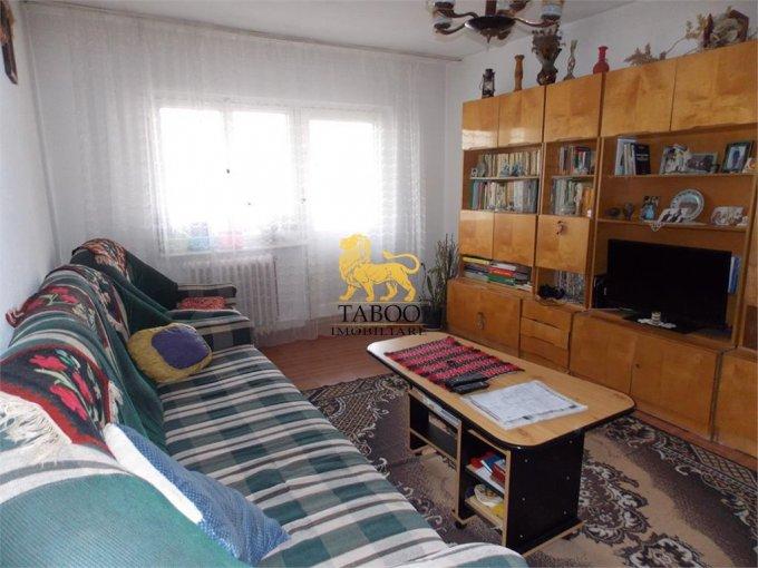 Apartament de vanzare direct de la agentie imobiliara, in Sibiu, in zona Turnisor, cu 59.800 euro. 2 grupuri sanitare, suprafata utila 90 mp.
