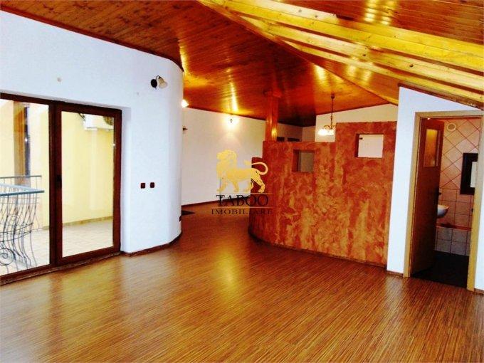 vanzare Apartament Sibiu cu 4 camere, cu 2 grupuri sanitare, suprafata utila 140 mp. Pret: 119.900 euro.