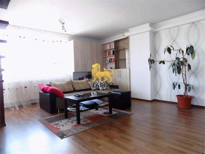 Apartament vanzare Strand cu 4 camere, etajul 5 / 5, 2 grupuri sanitare, cu suprafata de 108 mp. Sibiu, zona Strand.