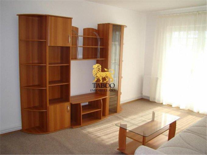 Apartament de inchiriat in Sibiu cu 4 camere, cu 1 grup sanitar, suprafata utila 85 mp. Pret: 320 euro.