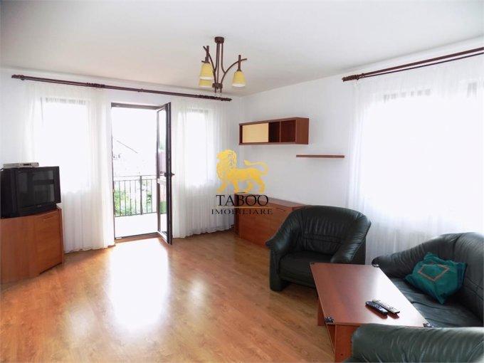 vanzare Apartament Sibiu cu 4 camere, cu 2 grupuri sanitare, suprafata utila 82 mp. Pret: 75.000 euro.