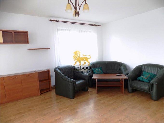 Apartament inchiriere Sibiu 4 camere, suprafata utila 82 mp, 2 grupuri sanitare. 450 euro. Etajul 2 / 4. Apartament Strand Sibiu