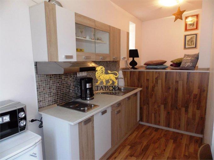 Apartament vanzare Sibiu 4 camere, suprafata utila 117 mp, 4 grupuri sanitare. 178.000 euro. La Parter / 1. Apartament Sibiu
