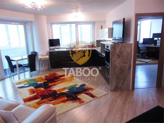 Apartament de vanzare direct de la agentie imobiliara, in Sibiu, in zona Terezian, cu 109.999 euro. 2 grupuri sanitare, suprafata utila 117 mp.
