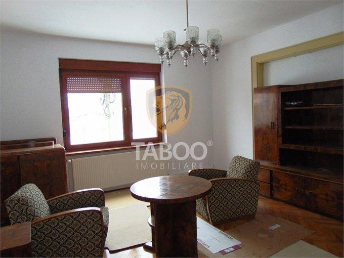 Apartament inchiriere Sibiu 4 camere, suprafata utila 130 mp, 2 grupuri sanitare. 1.000 euro. La Parter / 1. Apartament Vasile Milea Sibiu
