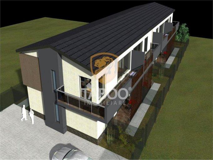 Apartament vanzare Sibiu 4 camere, suprafata utila 78 mp, 1 grup sanitar. 58.000 euro. Etajul 1 / 2. Apartament Selimbar Sibiu