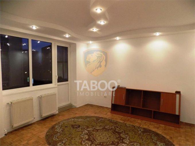 Apartament vanzare Sibiu 4 camere, suprafata utila 80 mp, 1 grup sanitar. 69.000 euro. Etajul 4 / 4. Apartament Sibiu