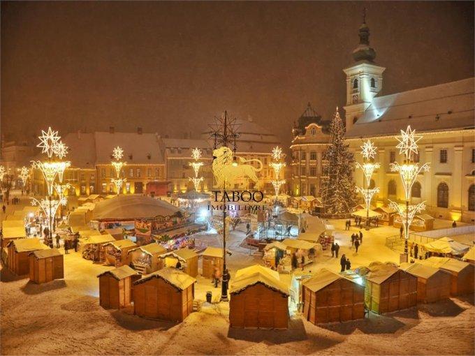 vanzare Apartament Sibiu cu 4 camere, cu 1 grup sanitar, suprafata utila 130 mp. Pret: 150.000 euro.