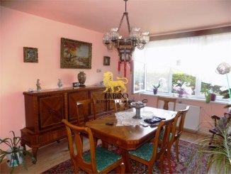 de vanzare apartament cu 4 camere semidecomandat,  confort 2 in sibiu