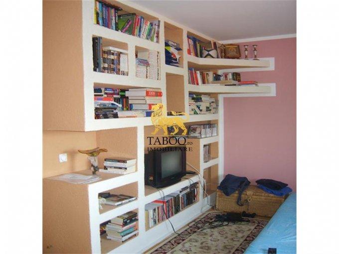 vanzare apartament cu 5 camere, decomandat, in zona Turnisor, orasul Sibiu