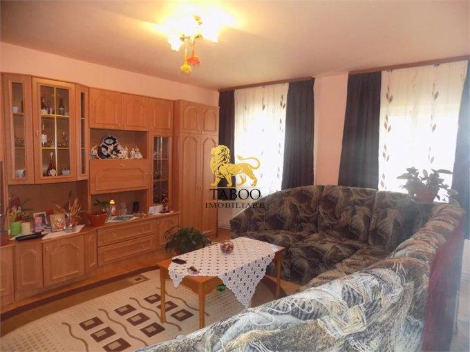 Apartament de vanzare direct de la agentie imobiliara, in Sibiu, in zona Turnisor, cu 68.500 euro. 2 grupuri sanitare, suprafata utila 108 mp.