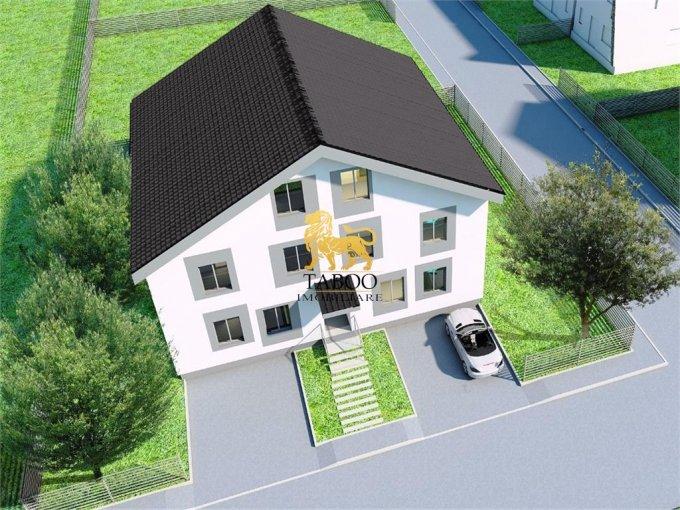 Apartament vanzare Sibiu 5 camere, suprafata utila 124 mp, 2 grupuri sanitare. 50.000 euro. Etajul 1 / 2. Apartament Calea Cisnadiei Sibiu