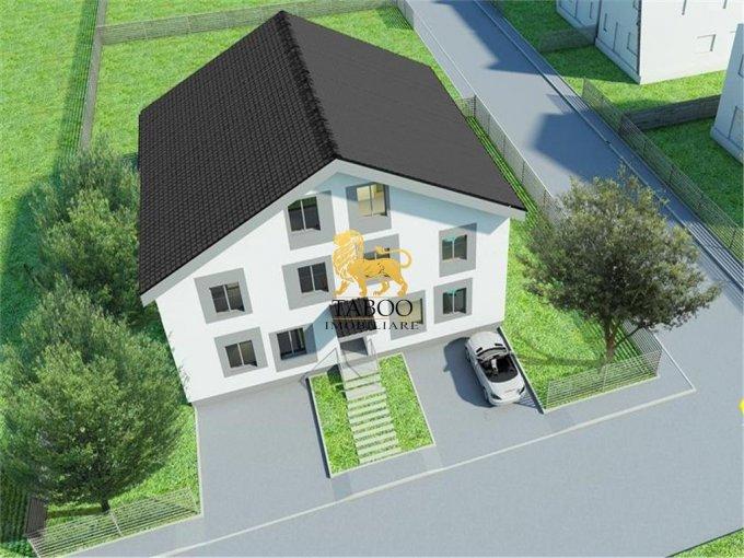 Apartament vanzare Calea Cisnadiei cu 5 camere, etajul 1 / 2, 2 grupuri sanitare, cu suprafata de 106 mp. Sibiu, zona Calea Cisnadiei.