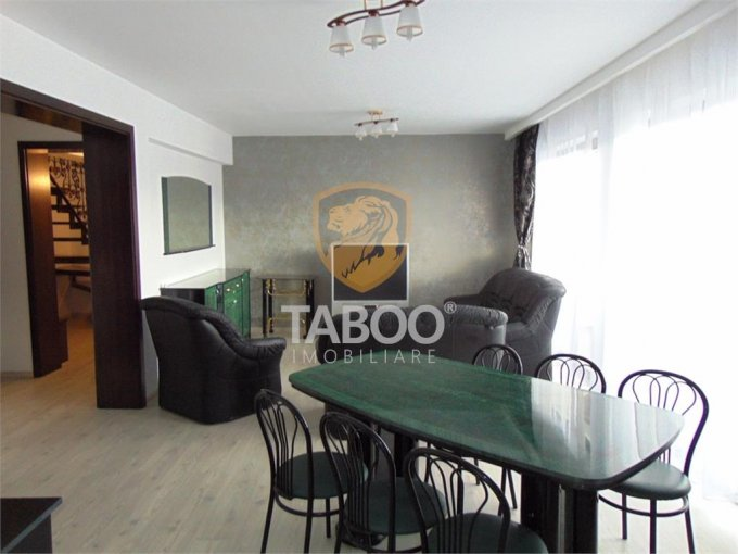 Apartament vanzare Calea Cisnadiei cu 5 camere, etajul 3 / 3, 2 grupuri sanitare, cu suprafata de 135 mp. Sibiu, zona Calea Cisnadiei.