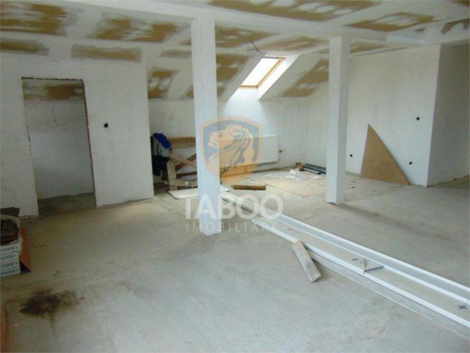 vanzare Apartament Sibiu cu 5 camere, cu 2 grupuri sanitare, suprafata utila 150 mp. Pret: 65.000 euro.