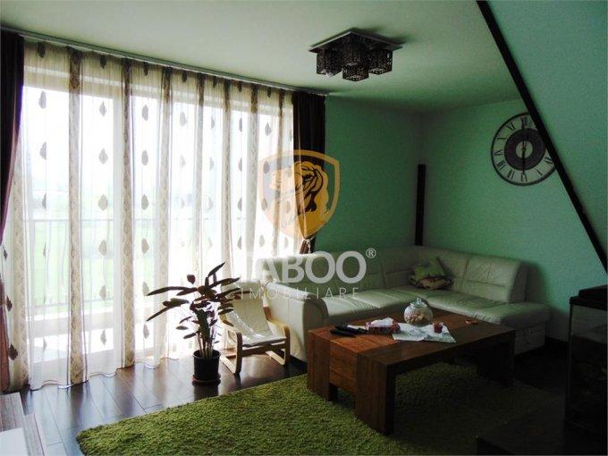 vanzare Apartament Sibiu cu 9 camere, cu 2 grupuri sanitare, suprafata utila 200 mp. Pret: 175.000 euro.