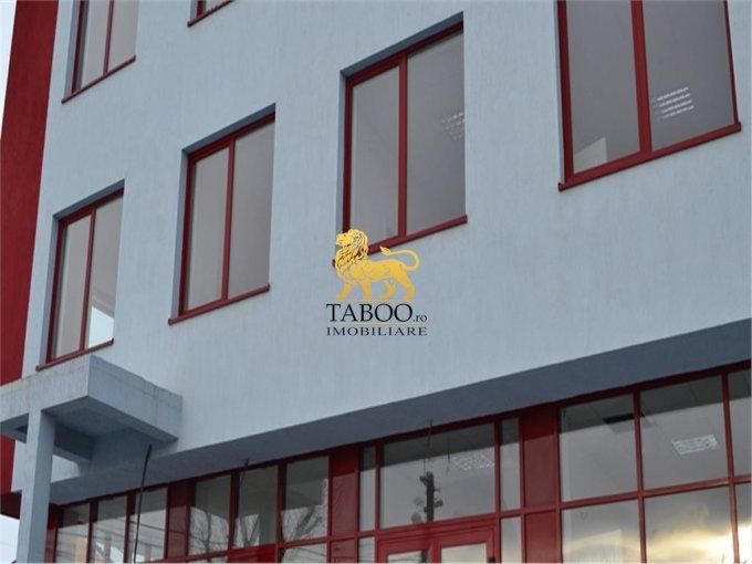 Birou de inchiriat Turnisor Sibiu cu 10 camere, cu 4 grupuri sanitare, suprafata 800 mp. Pret: 5.500 euro.
