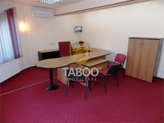 Sibiu, birou cu 12 camere de inchiriat de la agentie imobiliara