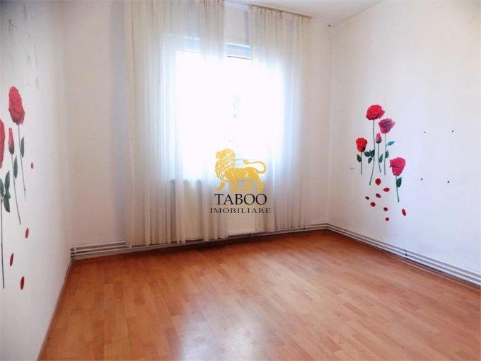 Birou de vanzare Vasile Aaron Sibiu cu 2 camere, cu 1 grup sanitar, suprafata 40 mp. Pret: 41.500 euro.