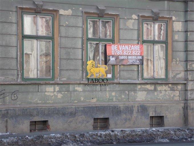 vanzare birou cu 2 camere, 1 grup sanitar, suprafata de 53 mp. In orasul Sibiu.