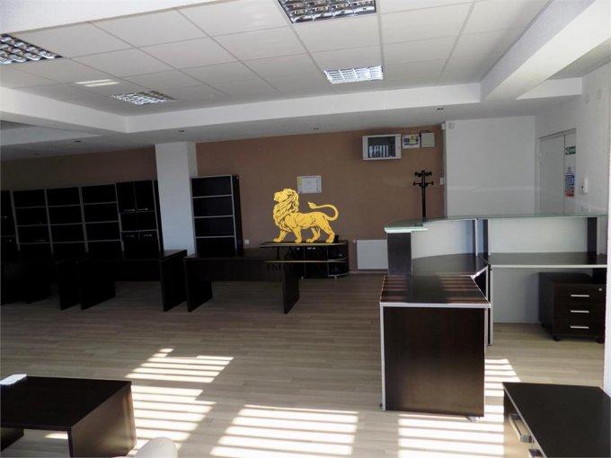 Birou de vanzare direct de la agentie imobiliara, in Sibiu, zona Calea Dumbravii, cu 129.000 euro. 2 grupuri sanitare, suprafata utila 125 mp.