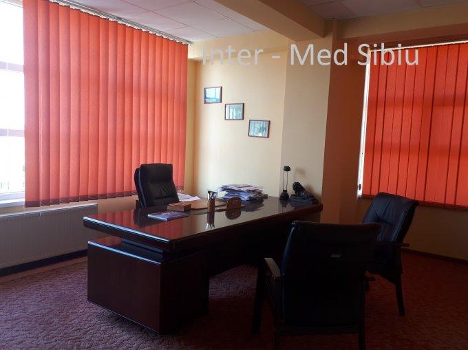 Birou inchiriere Centru Sibiu cu 3 camere de inchiriat, cu suprafata utila de 130 mp.  EUR. Etajul 3, destinatie: Birou. Birou Centru Sibiu