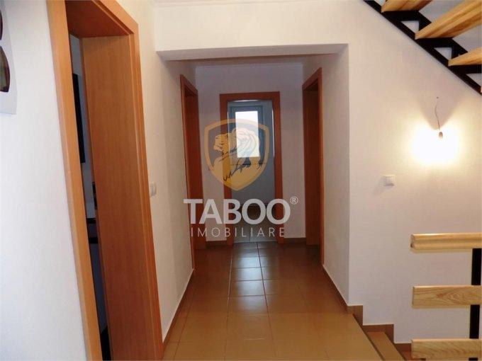 inchiriere birou cu 5 camere, 2 grupuri sanitare, suprafata de 140 mp. In orasul Sibiu.