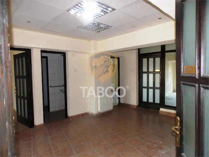inchiriere Birou Sibiu Turnisor cu 8 camere, 2 grupuri sanitare, avand suprafata de 234 mp. Pret: 1.800 euro. agentie imobiliara inchiriez Birou.