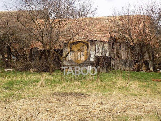 vanzare Casa Sibiu cu 1 camera, cu suprafata utila de 40 mp, 1 grup sanitar. 90.000 euro.. Casa vanzare Gusterita Sibiu