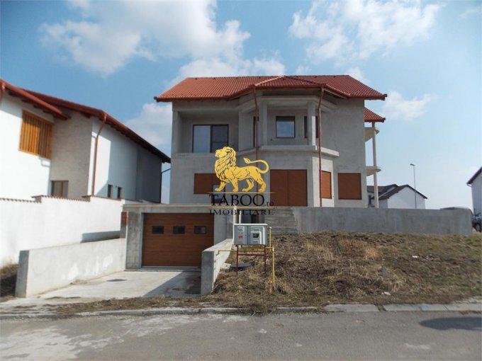Casa de vanzare direct de la agentie imobiliara, in Sura Mica, cu 177.000 euro. 5 grupuri sanitare, suprafata utila 550 mp. Are  10 camere.