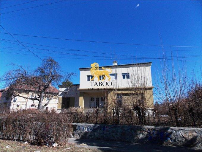 vanzare Casa Sibiu cu 10 camere, cu suprafata utila de 647 mp, 5 grupuri sanitare. 1.000.000 euro.. Casa vanzare Trei Stejari Sibiu